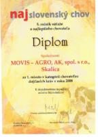 Diplom 5. ročník