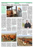 Roľnícke noviny 6.3.2013